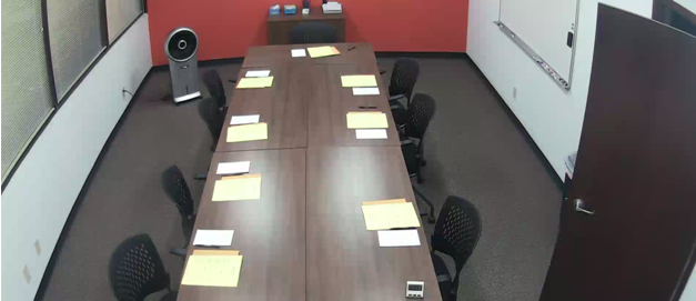 Strategic Research Associates Federal Way Focus Group room in HD video.
