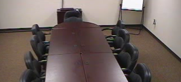 Strategic Research Associates Spokane Focus Group room in standard defition video.